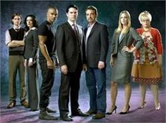 Criminal Minds - love the show but freaks me out sometimes!