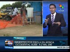 SOS de Liberia para contener la expansión del ébola