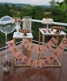 Party Table Decorations Birthday Adults New Ideas Party Table Decorations, Birthday Decorations, Birthday Party Themes, Ideas Aniversario, Party Organization, Bday Girl, Festa Party, Its My Bday, Anniversary Parties