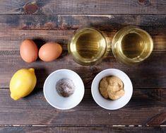 🥣 Majonez: Jak Zrobić Majonez Blenderem w Domu? • PrzepisyPawla.pl Eggs, Breakfast, Food, Morning Coffee, Essen, Egg, Meals, Yemek, Egg As Food