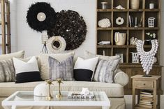Designer cushions! Pin for inspo ♡