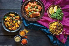 Bold Flavor Fast (shortcuts to making vibrant Indian food)