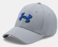 Under Armour Men's UA Blitzing II Stretch Fit Baseball Cap Hat 1254123