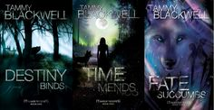 Oh this Trilogy sounds good.. gana have to read! The Timber Wolves trilogy by Tammy Blackwell
