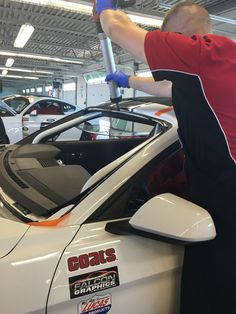Techna Glass Windshield and Rock chip repair competition 2016.