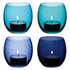 #heals #candles #blue #nightlights #collection