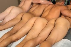 FUCK YEAH!!! SEAN CODY 4-WAY with SCOTT, CURTIS, JOEY & PERRY