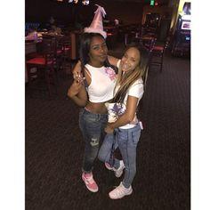 Tonia and Mana