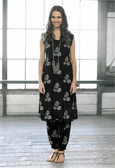 The Ollie Dress £79 ... The Perle Trousers £79 xx available at http://www.melburygallery.co.uk/shop/masai/ #masaiclothing
