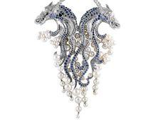 Qeelin horses Magnificent pendant!