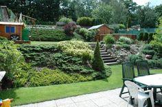 Výsledok vyhľadávania obrázkov pre dopyt záhrady na svahu