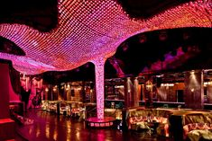 Las Vegas. Night club. VANITY.