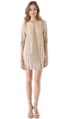 Art Deco Beaded Dress by Parker