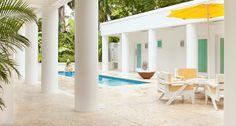 A lovely, tranquil spa in Jamaica. Sign us up! #Jamaica #romance #destinationwedding