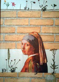 koláž 60 x 90 cm by Jana Černochová Painting, Art, Art Background, Painting Art, Kunst, Paintings, Performing Arts, Painted Canvas, Drawings