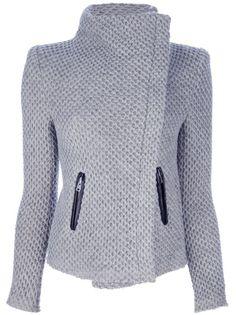 Modern Jacket in Brioche