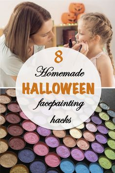 Handy make-up tricks are as much a part of the home-made Halloween costume as sewing machines and sequins are, and you can never have too many recipes for fake blood, hairy warts, or cheap and easy non-toxic face-paints. Who knew that corn starch and food coloring could get you this far? If you're looking for a way to do your kids up as their favorite cartoon character without being stuck with a pile of expensive products when they move on next year, have a read on eBay!
