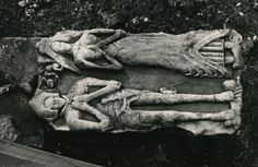 Stamullen, County Meath - Tomb of a Preston Knight and his Wife. Photo by Edwin Rae, 2010: http://hdl.handle.net/2262/39717. c1540.