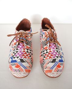 Soko Oxfords. Love these!!