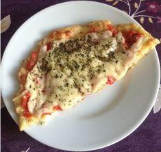 A melhor pizza low carb que ja fiz até hoje - Comida de Verdade