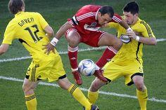 Cuauhtémoc Blanco, Jugador de la Semana en la MLS - Futbol - MLS ...