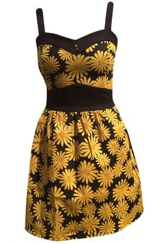 Switchblade Stiletto Women's Mo Daisy Darling Dress