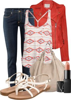 """""""Navajo Shirt"""" by maizie2020 ❤ liked on Polyvore"""