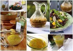 5 САМЫХ ВКУСНЫХ ЗАПРАВОК ДЛЯ САЛАТОВ Искусство кулинарии