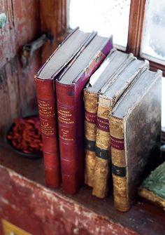 Old, wonderful books