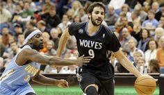¿Camisetas con mangas en la NBA