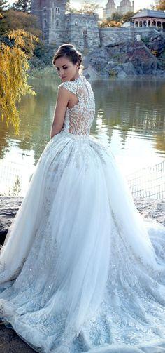 YSA Makino Couture Wedding Dresses | Deer Pearl Flowers