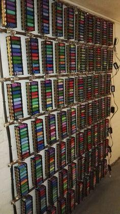 D.I.Y. Powerwalls - Building Tesla inspired 18650 Powerwalls. - Viewing Image