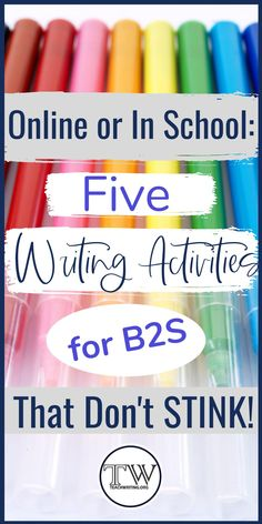 Let's face it! May writing topics just STINK! There are many other ideas to engage your students, and we wanted to come together as a team of teachers to share some new ideas that are creative, important, and FUN for students. The goal is to hook students right at the beginning of the year so that they begin to build comfort and confidence as writers in your class. #distancelearning #warmups #prompts #creativewriting #writingworkshop #writinglessons Writing Topics, Writing Lessons, Teaching Writing, Icebreaker Activities, Writing Activities, Grammar Sentences, Online Schooling, Free Lesson Plans, High School English