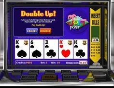 1000 free games poker