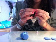 Tuto fimo Stitch