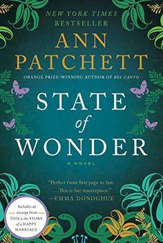 State of Wonder: A Novel de [Patchett, Ann]