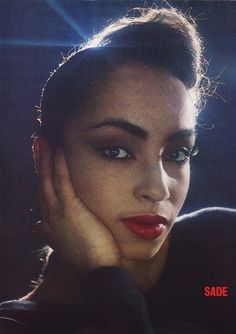 There is something so exquisite about Sade.