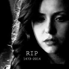 Katherina Petrova died since 1 month and 2 weeks She miss me .. !