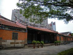 林本源園邸. 林家花園(The Lin's Family Manshion and Garden)