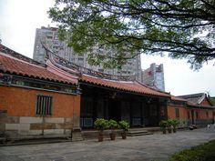 林本源園邸. 林家花園(The Lin's Family Manshion and Garden)