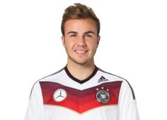 Götze in new German National Team outfit for Fifa 2014