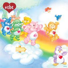 Care Bear Cousins: Swift Heart Rabbit, Proud Heart Cat, Gentle Heart Lamb, Treat Heart Pig, Lotsa Heart Elephant, Playful Heart Monkey and Cozy Heart Penguin