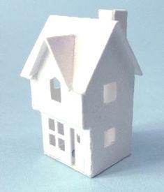 Glitter Houses: Tiny Village 2013