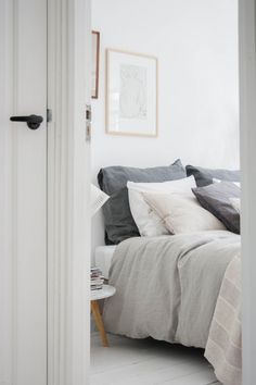 Home Decor Living Room .Home Decor Living Room Bedroom Makeover Before And After, Interior, Home, Bedroom Makeover, Home Bedroom, Grey Home Decor, Bedroom Interior, My Scandinavian Home, Bedroom Inspirations