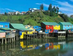 archipielago de Chiloe, patrimonio de la humanidad