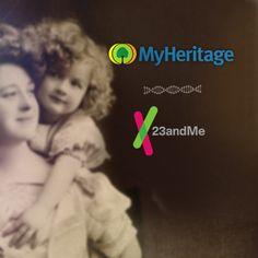 MyHeritage Announces Major Collaboration with 23andMe - MyHeritage.com - English blog