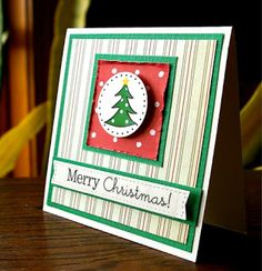SRM Stickers: Christmas Card Set by Michelle