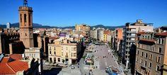 Passeig Sabadell apunt d'inaugurar