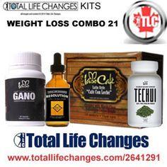 Total Life Changes Canada. Una Oportunidad de Negocio Inteligente: Combo Iaso Perdida de Peso 21