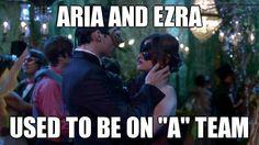Aria And Ezra (Pretty Little Liars) Watch Pretty Little Liars, Pretty Litte Liars, Pll, Ezra And Aria, Ezra Fitz, Ian Harding, Tv Show Couples, Wattpad, Beautiful Love